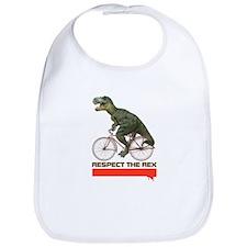 Respect Cycling Tyrannosaurus Bib