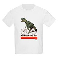 Respect Cycling Tyrannosaurus T-Shirt