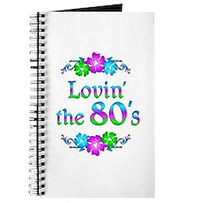 Lovin the 80s Journal