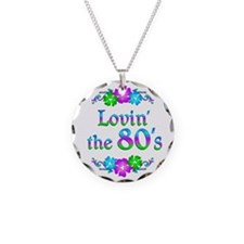 Lovin the 80s Necklace