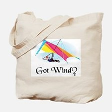 Got Wind? Tote Bag