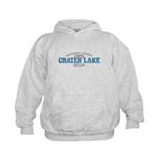 Crater Lake National Park OR Hoodie