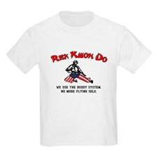 Rex Kwon Do Kids T-Shirt