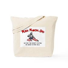 Rex Kwon Do Tote Bag