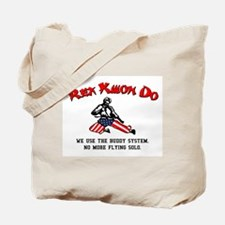 Rex Kwon Do Tote Bag