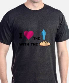 HG The boy with the bread T-Shirt