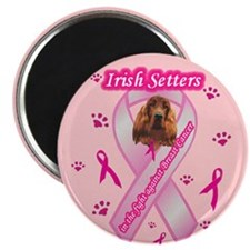 "Cute Irish breasts 2.25"" Magnet (10 pack)"