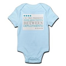 Unique I love my army wife Infant Bodysuit