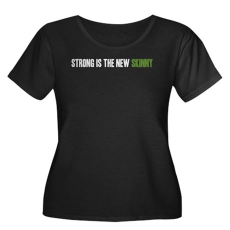 Strong is the New Skinny - Headline Women's Plus S
