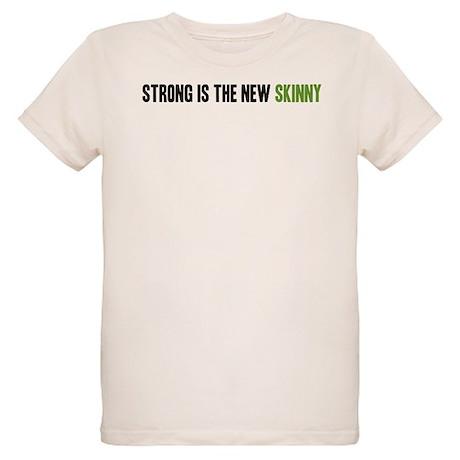 Strong is the New Skinny - Headline Organic Kids T