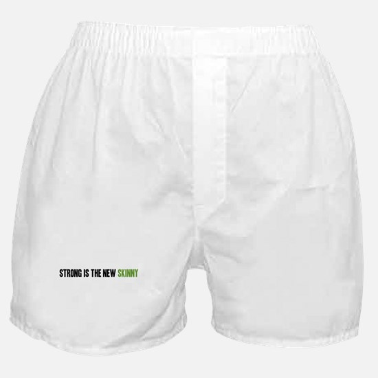 Strong is the New Skinny - Headline Boxer Shorts