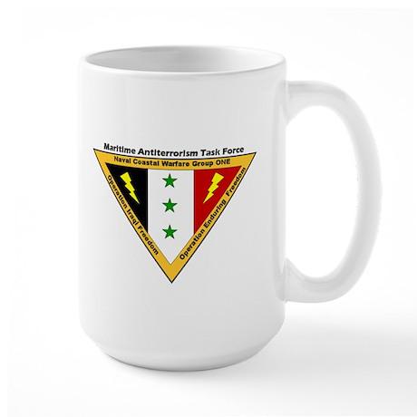 Large Mug Maritime Antiterrorism TF