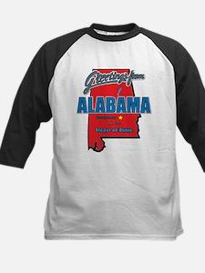 Greetings From Alabama Tee