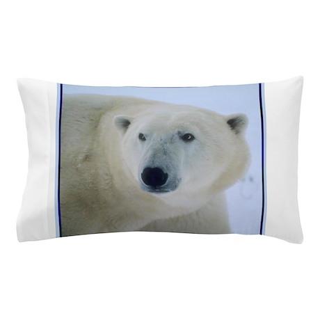 PolarBear5 Pillow Case