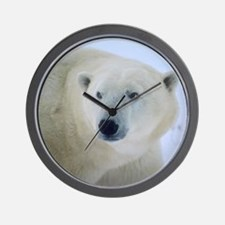 PolarBear5 Wall Clock