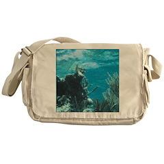 ScubaDiving1 Messenger Bag