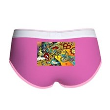 Psychedelic Cycle Of Life Women's Boy Brief