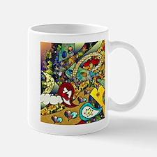 Psychedelic Cycle Of Life Mug