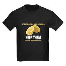 Free Lemons T