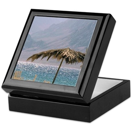 Beaches2 Keepsake Box
