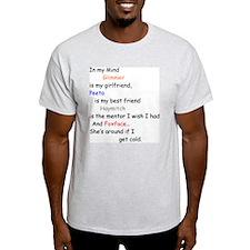 Glimmer GF/Peeta BF/Foxface Cd 1 T-Shirt