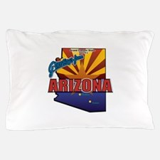 Greetings From Arizona Pillow Case