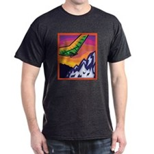 Mountain Hang Glider T-Shirt