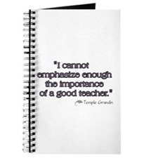Good Teacher Journal