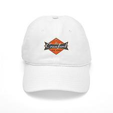 Cranford Victorian Clock Baseball Cap