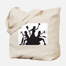 Unique Housewife Tote Bag