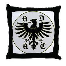 ADAC Throw Pillow