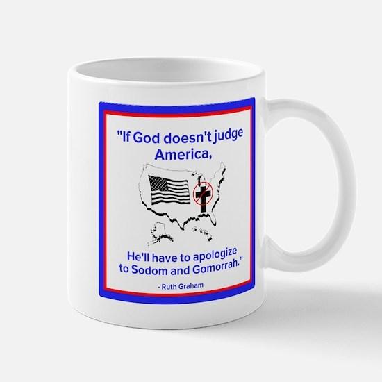 Sodom and Gomorrah Mug