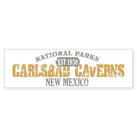 Carlsbad Caverns NM Sticker (Bumper 10 pk)