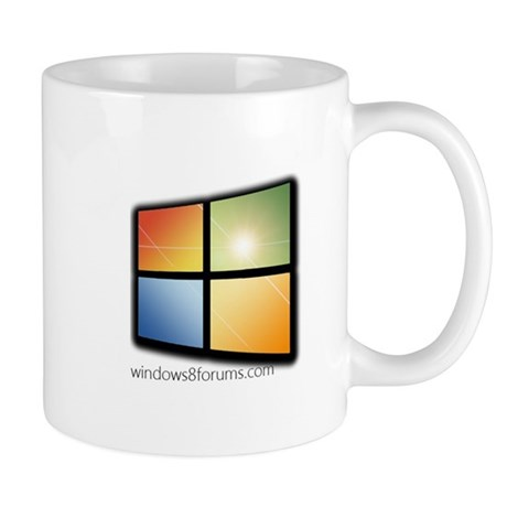 Windows8Forums.com Branded Mug