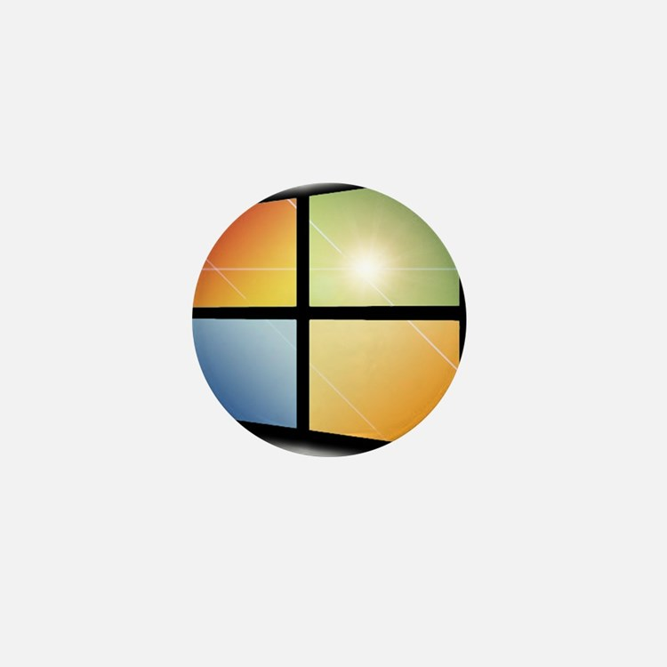 Cute Windows Mini Button