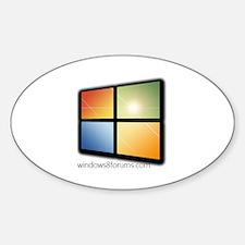 Windows8Forums.com Decal