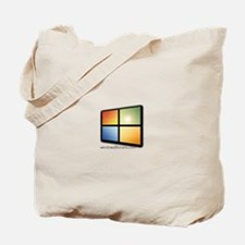 Cute Windows Tote Bag