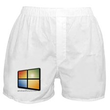 Unique Operating systems Boxer Shorts