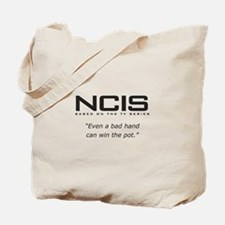 NCIS Quote Tote Bag