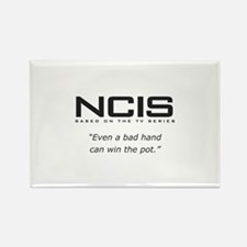 NCIS Quote Rectangle Magnet (10 pack)