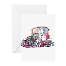 Cute Animal story Greeting Cards (Pk of 20)