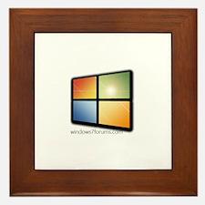 Windows Framed Tile