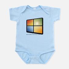 Windows7Forums.com Branded Body Suit