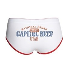 Capitol Reef National Park UT Women's Boy Brief
