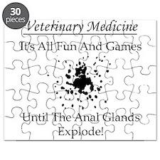Anal Gland Design Puzzle