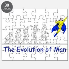 The Evolution of Man Puzzle
