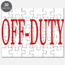 Off-Duty (Red) Puzzle