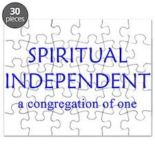 Spiritual Independent Puzzle