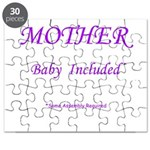 Mother - Baby Included Puzzle