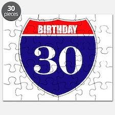 30th Birthday! Puzzle